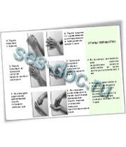 инструкция по мойке рук на пищевых предприятиях